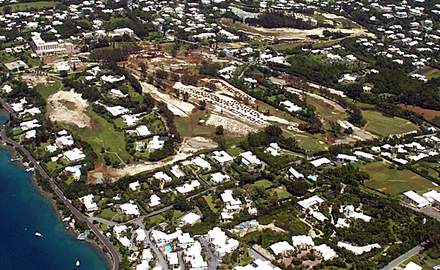 Bermuda property and cross-border estate tax