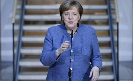 One vital job for Germany's grand coalition