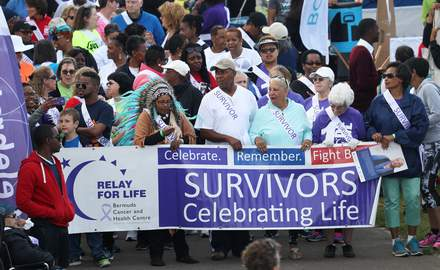 Emotional walking as a cancer survivor