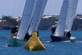 Bermuda complete clean sweep on Great Sound
